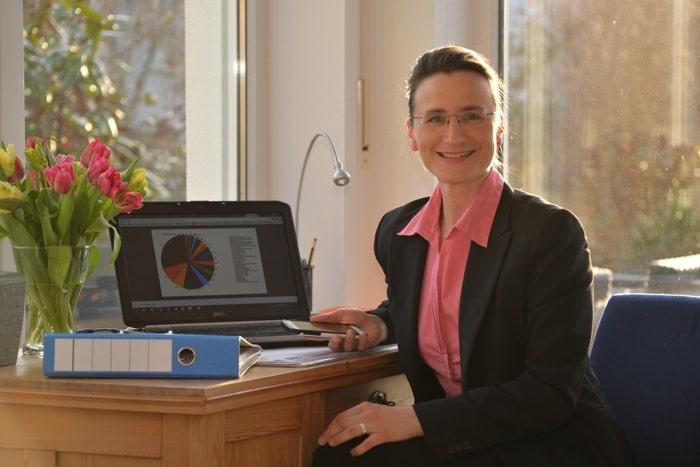 Kathrin Eisele - Geschäftsführerin von PIERRE STÖTH Gebäudeservice in Erlangen